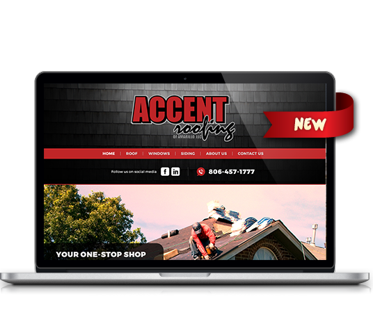 Accent Roofing of Amarillo - Amarillo Website Design, Amarillo Web Design, Amarillo Web Designers, Amarillo Webpage Designer