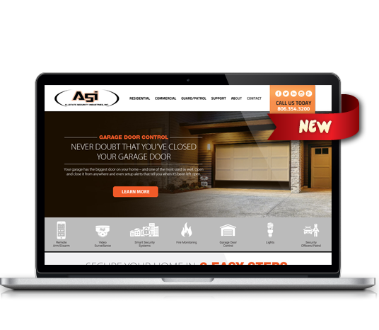Allstate Security Industries - Amarillo Website Design, Amarillo Web Design, Amarillo Web Designers, Amarillo Webpage Designer