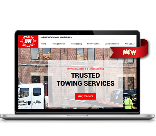 Amarillo Towing - Amarillo Website Design, Amarillo Web Design, Amarillo Web Designers, Amarillo Webpage Designer