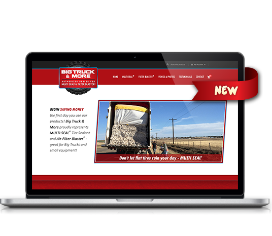 Big Truck & More - Amarillo Website Design, Amarillo Web Design, Amarillo Web Designers, Amarillo Webpage Designer