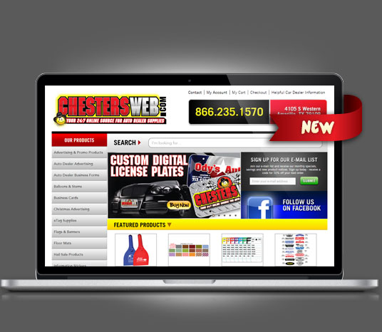 Chester's Web - Amarillo Website Design, Amarillo Web Design, Amarillo Web Designers, Amarillo Webpage Designer