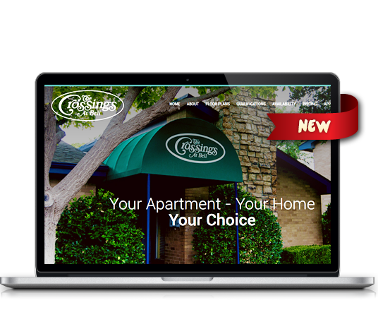 The Crossings at Bell - Amarillo Website Design, Amarillo Web Design, Amarillo Web Designers, Amarillo Webpage Designer