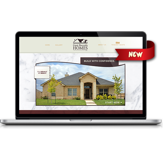Gaut Buccola Homes - Amarillo Website Design, Amarillo Web Design, Amarillo Web Designers, Amarillo Webpage Designer