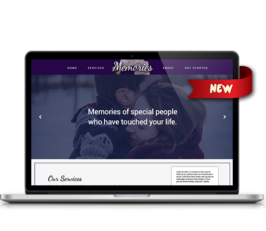 Memories - Amarillo Website Design, Amarillo Web Design, Amarillo Web Designers, Amarillo Webpage Designer