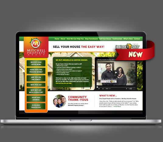 Sell My Amarillo House - Amarillo Website Design, Amarillo Web Design, Amarillo Web Designers, Amarillo Webpage Designer